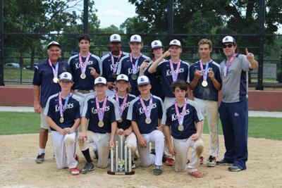 New England Championship winners U14 Milton Knights
