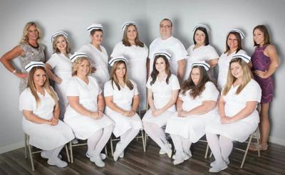 Learning Center graduates 12 new nurses