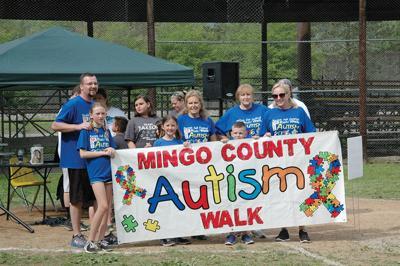 Autism Association holds walk