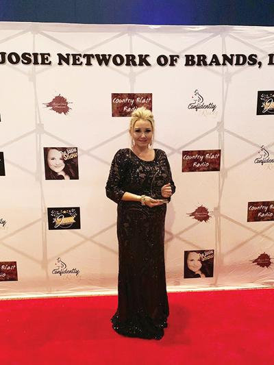 Local singer named Female Entertainer of the Year