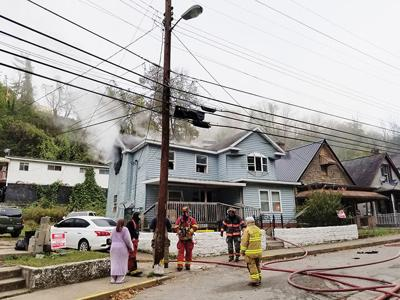 Cell phone charger was likely cause of Sunday house fire at Vinson Street