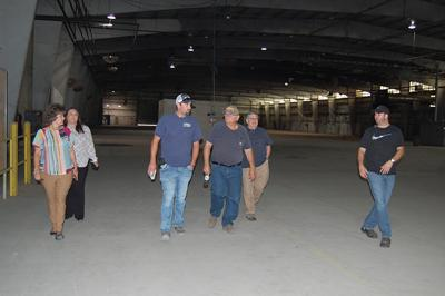 MCRA may take ownership of wood products building