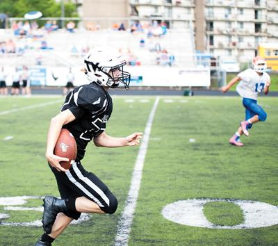 Caleb May: Two-sport standout