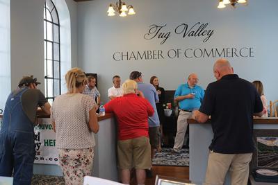Chamber reaches membership milestone