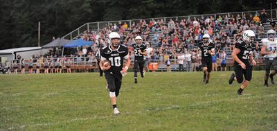 Ethan Varney: Quarterbacking duties