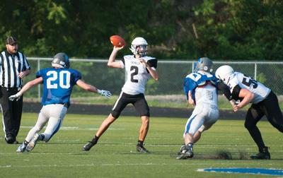 Panthers compete in Black and Blue Bowl