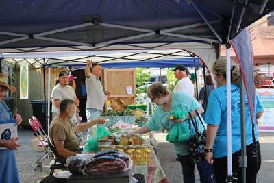 Williamson Farmers Market opens