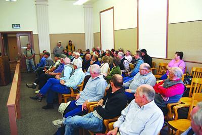 Ranchers plead for help managing wildlife