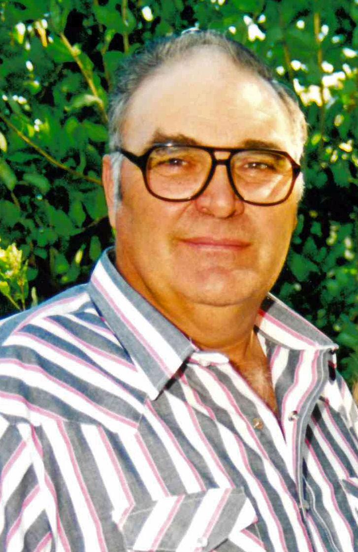 Donald Laroy Mabey