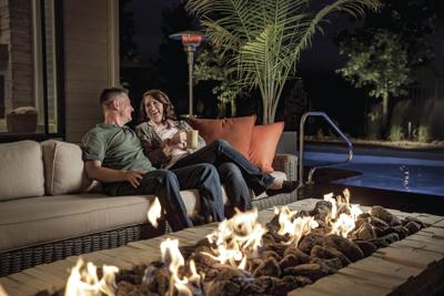 Hot Ideas for Outdoor Living