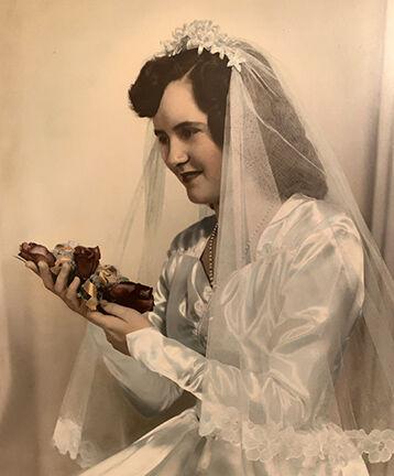 Doris Hunsaker Wedding