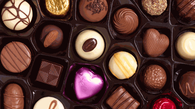 History of Chocolate and Valentine's Day