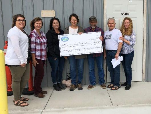 Local Pantry Awarded Grant