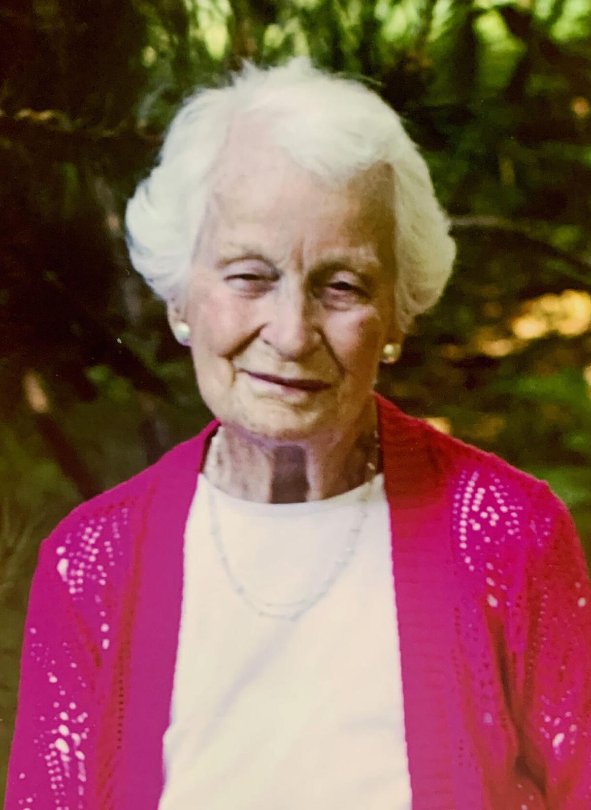 Dorothy Faye Emery Clark