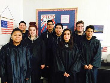 Cassia High School Graduates