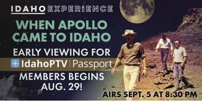'Idaho Experience' Reveals Astronaut Trainings in Idaho