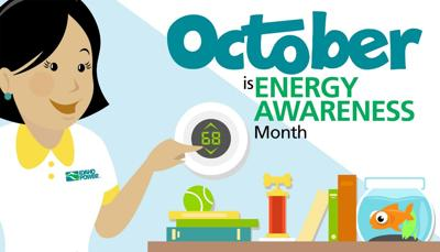 Harness Your Power to Save during Energy Awareness Month