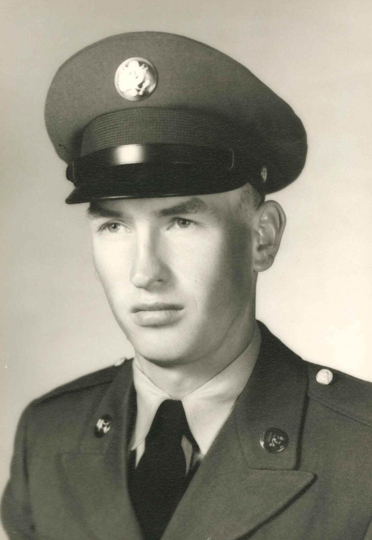Don J. Hardy Military