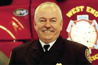 Fire Chief Fights Cancer