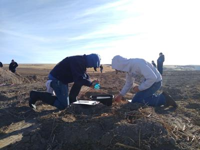 50th Annual Land Judging Contest in Idaho