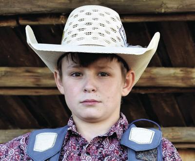 Local boy to compete in the Rodeo JR. World Qualifier