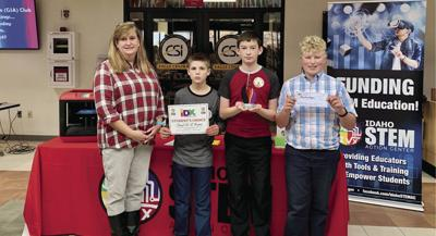 Burley kids win 2nd in 3D printing competition
