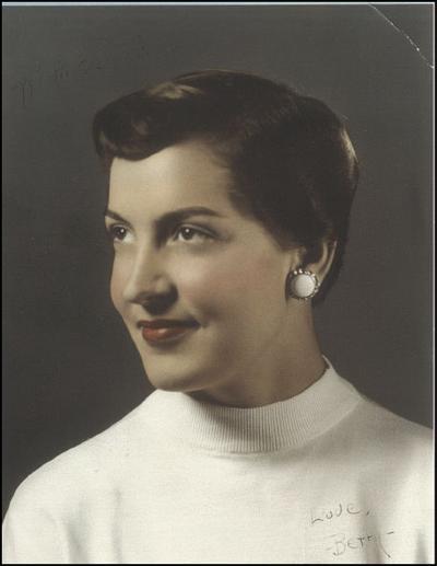 Betty Louise Capehart