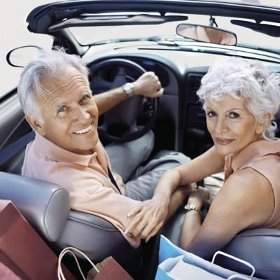 SENIORS DISTRACTED LONGER BY VEHICLE INFORMATION SYSTEMS Those who could benefit the most are the most likely to struggle using the technology