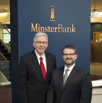 Minster Bank CFO