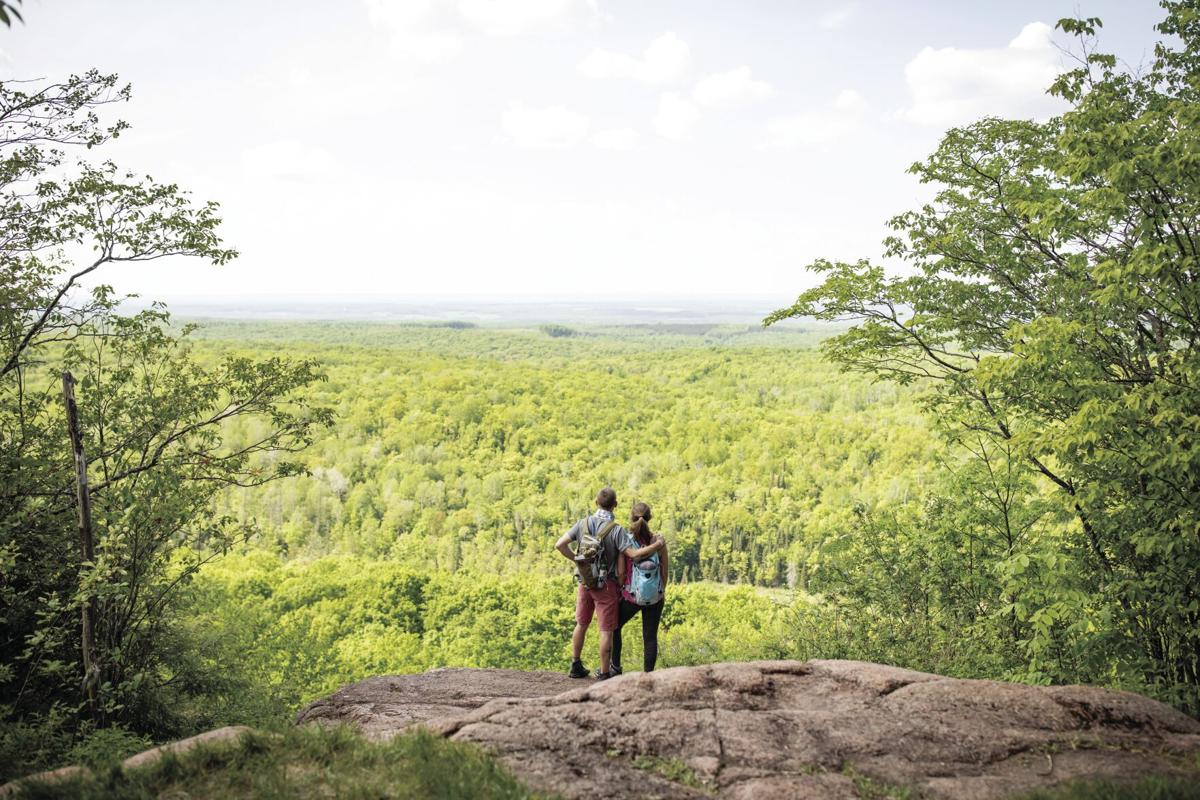 029 Couple Stopping at Overlook at Chequamegon-Nicolet National Forest in Marengo.jpg