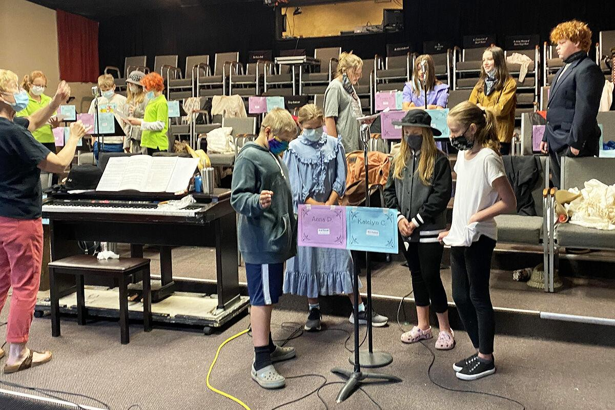 County Seat Theater Company in Cloquet