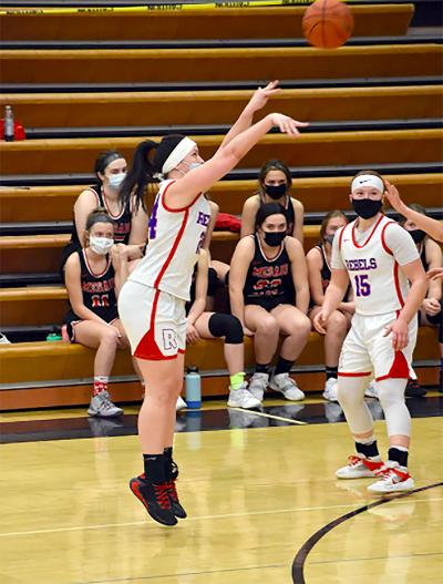 Lady Rebels win two of three games