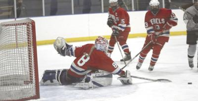 Lady Rebels Hockey blows  past the Storm