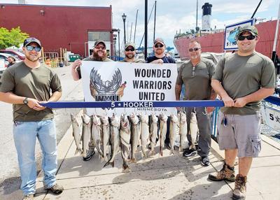 Donation provides veterans outdoor activities