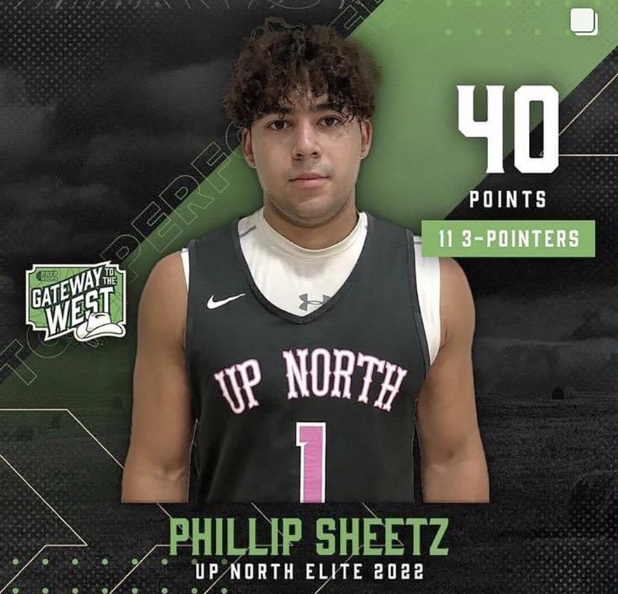 Phillip Sheetz Up North
