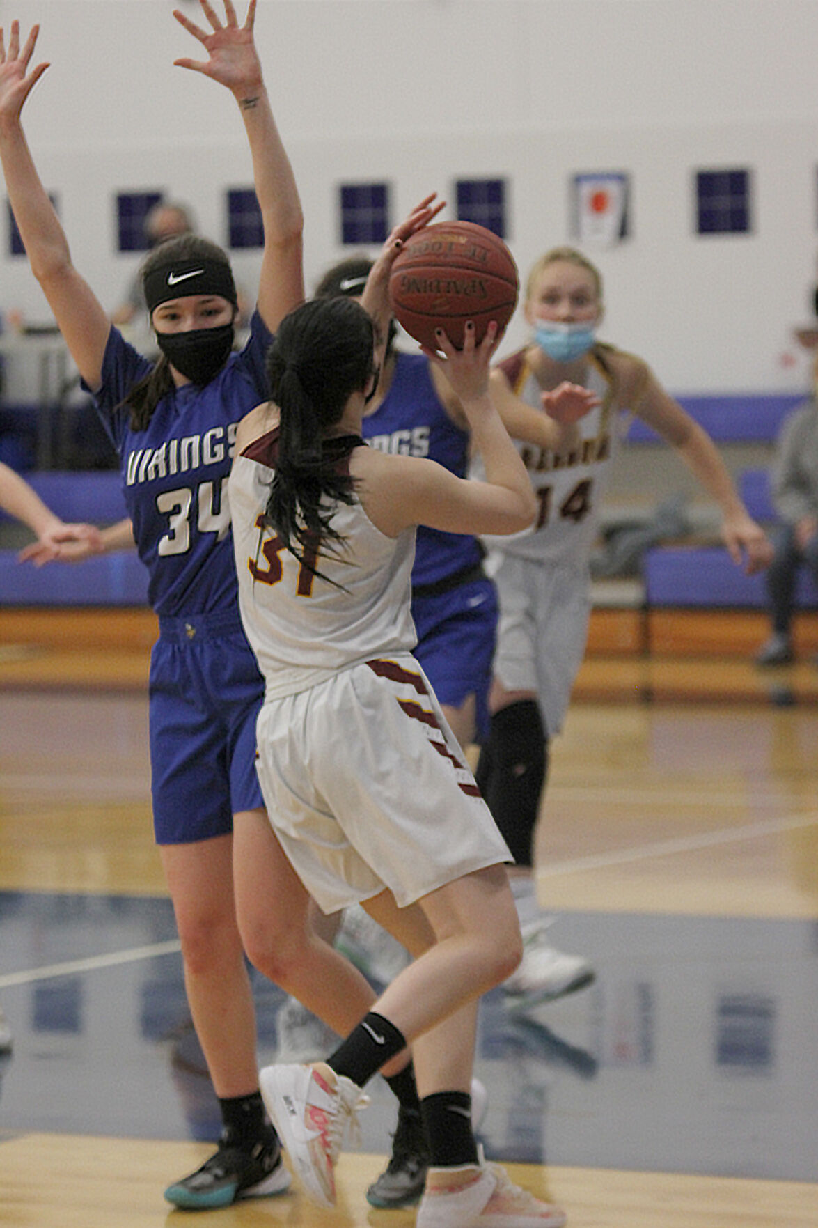 Lady Bombers continue to struggle