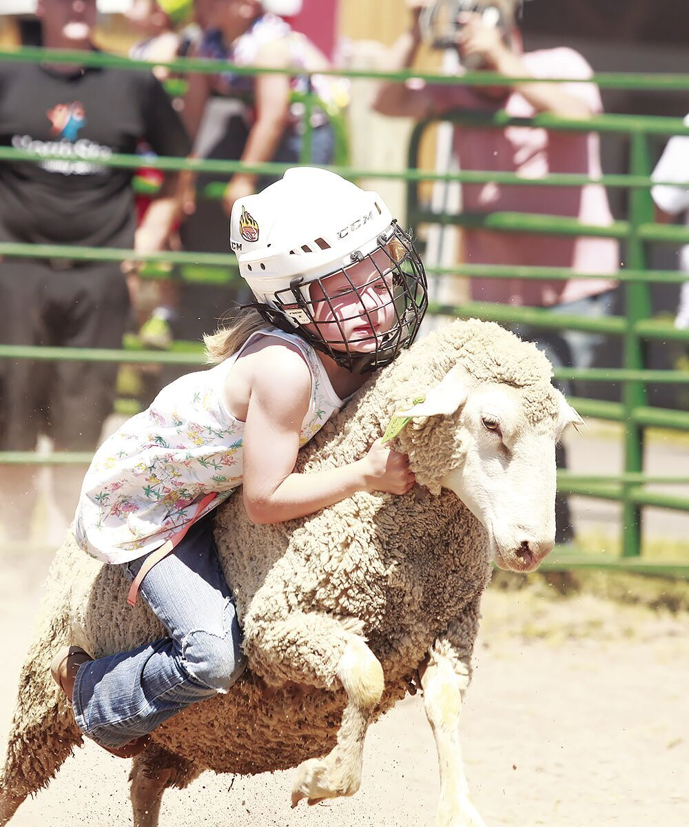 Fun at the Fairgrounds makes summertime sweet