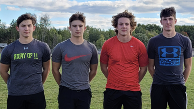 MLWR football team votes for captains