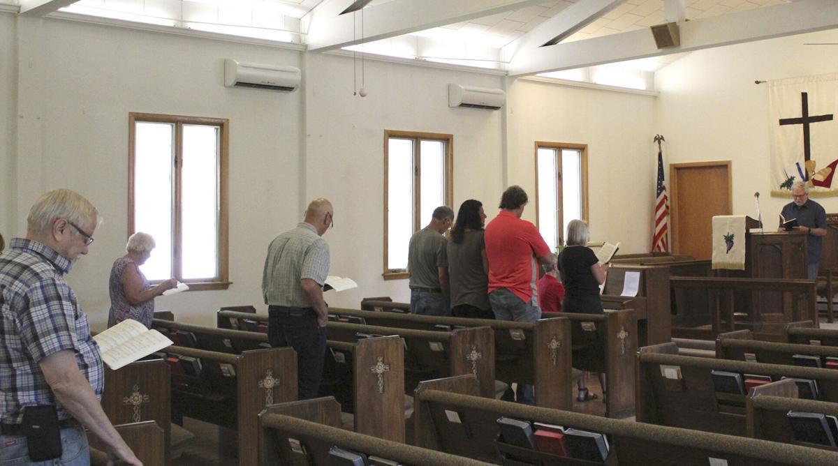 Moose Lake United Methodist Church Service