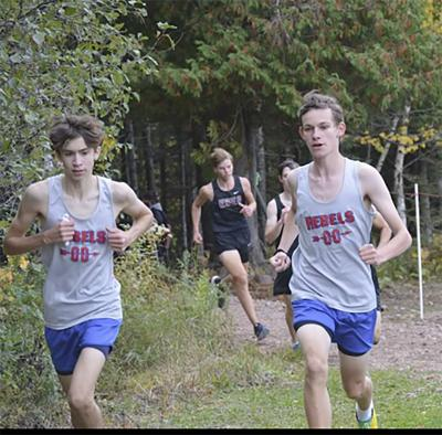 Polar League Conference cross country meet
