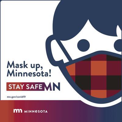 Mask up Minnesota