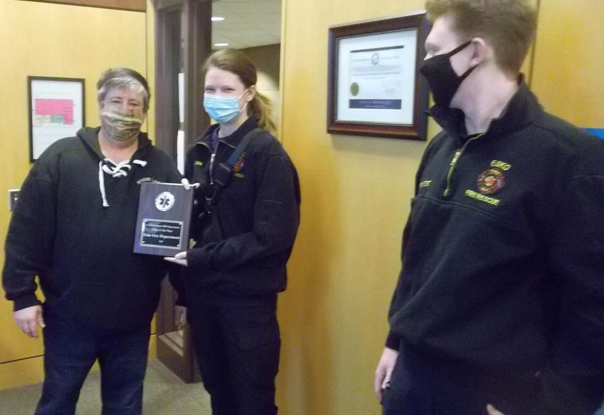 Carlton County HHS shines in this year's EMS awards