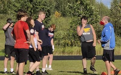Moose Lake-Willow River Rebels Football