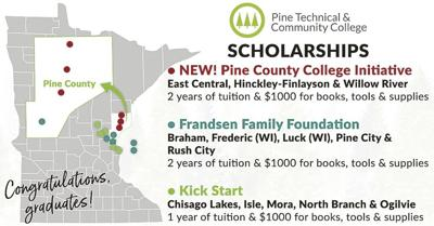 Pine Technical and Community College extends free scholarships to all Pine County students