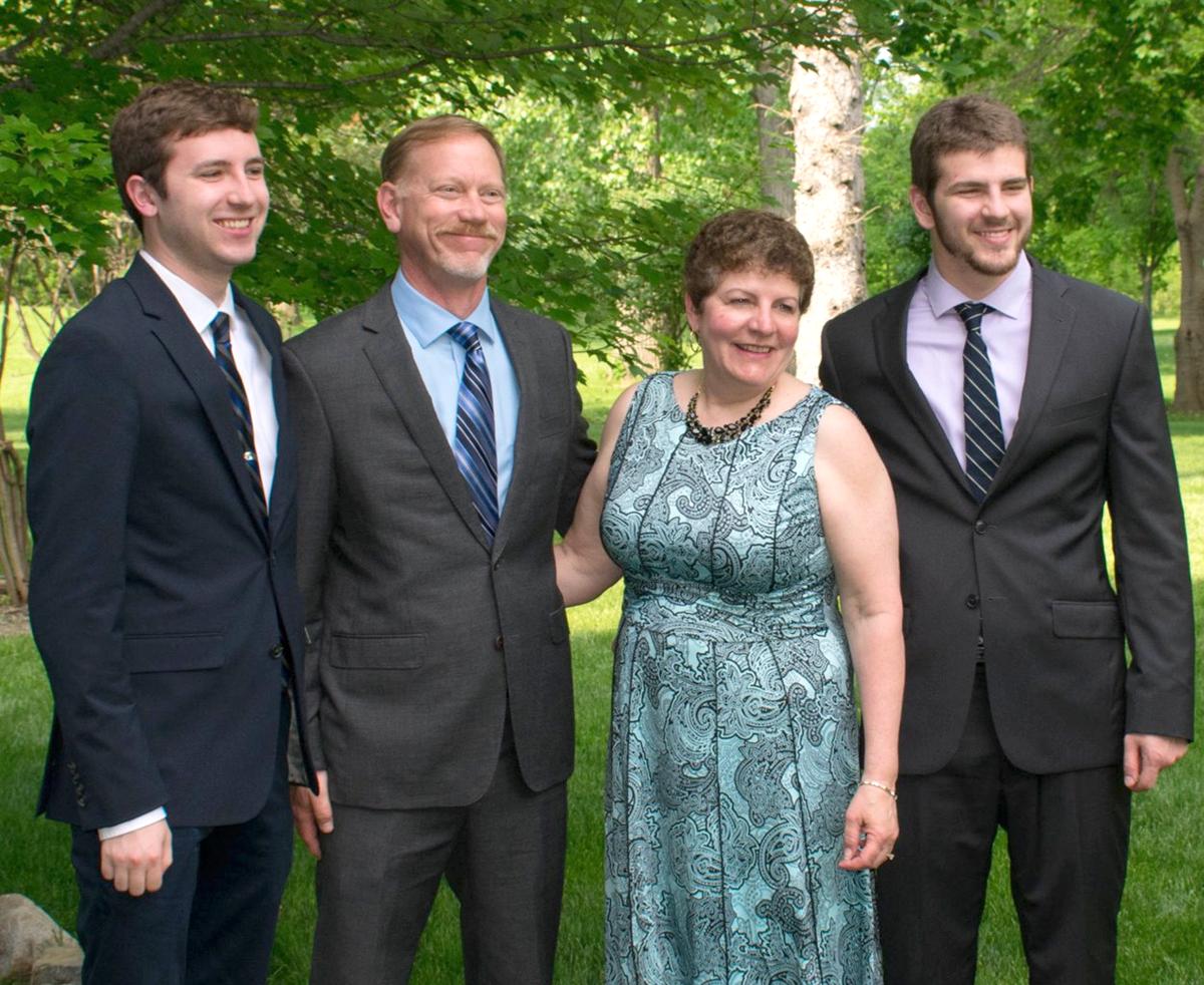 Jelinek Family of Barnum recognized as a 2020 'U of M Farm Family'