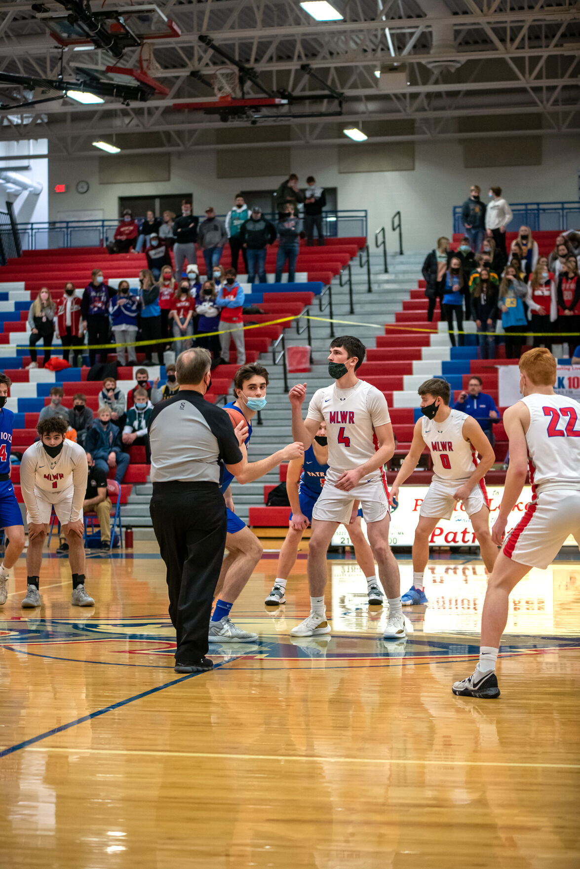 Rebels first loss to Pequot Lakes in overtime