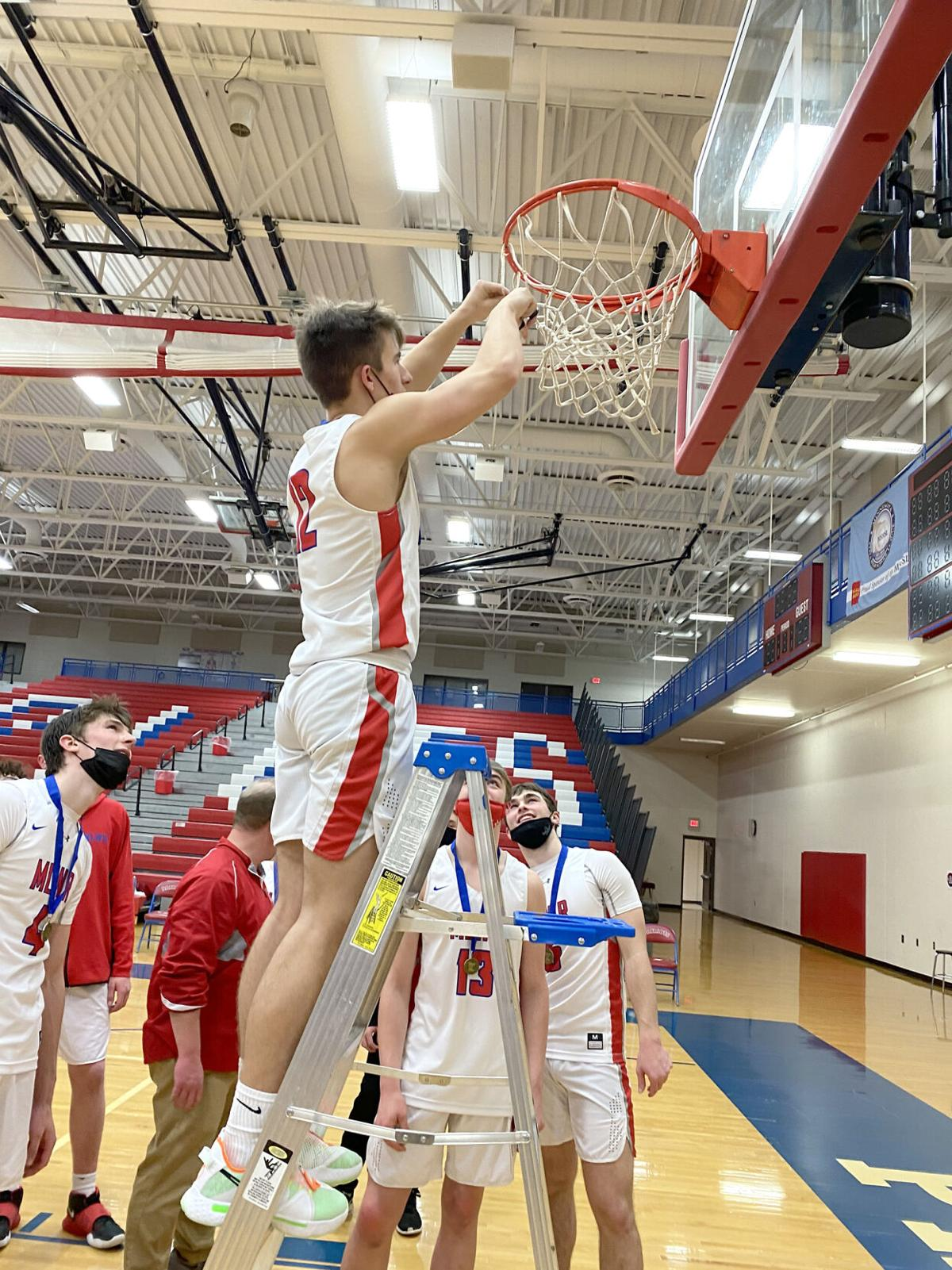 Rebels heading to state