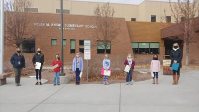 HMK Students of the Month