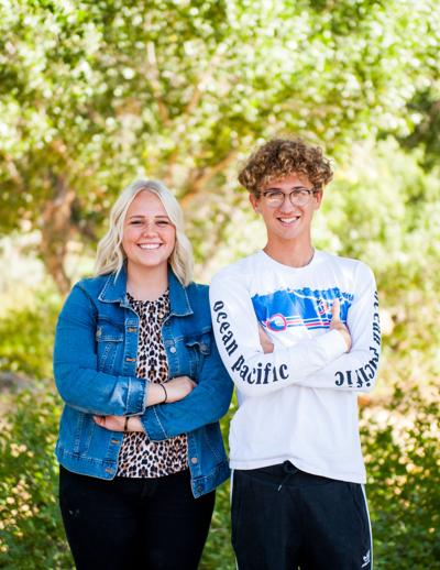 September Students of the Month for Grand County High School