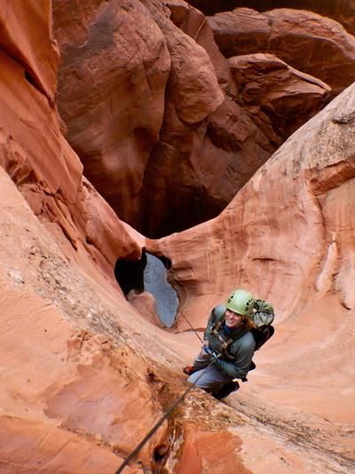 """Evolution of Canyoneering on the Colorado Plateau"""